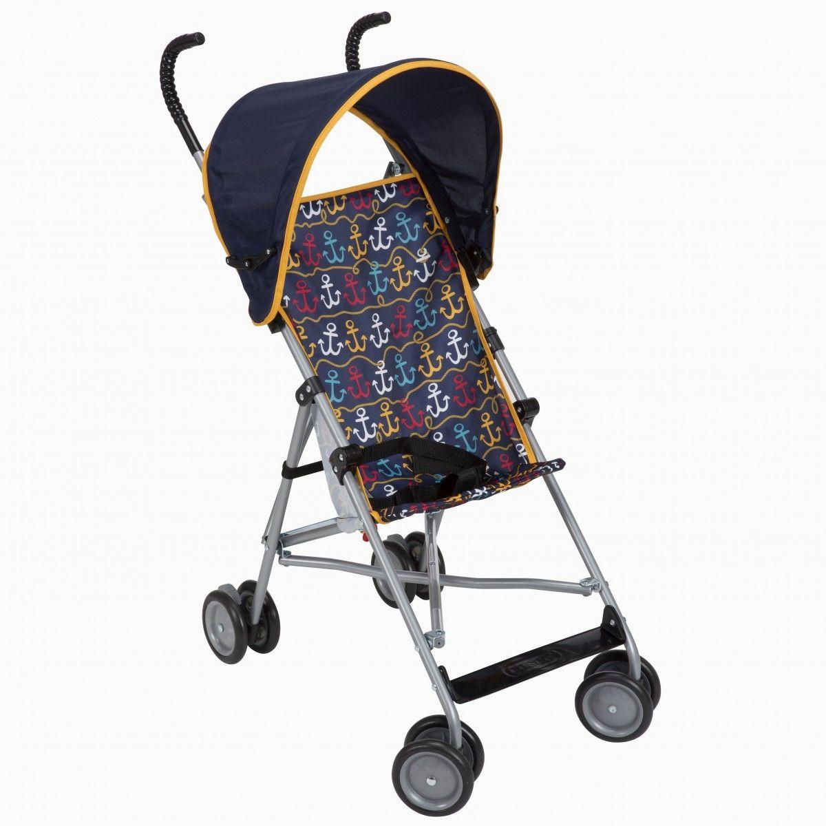 Reclining umbrella stroller created especially for
