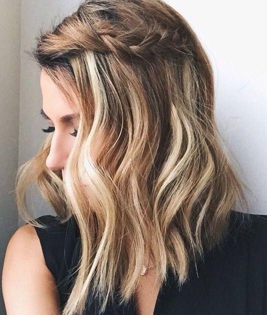 Fascinating Mid Length Prom Hairstyles 2015 2016 Full Dose Short Hair Styles Easy Medium Length Hair Styles Hair Styles