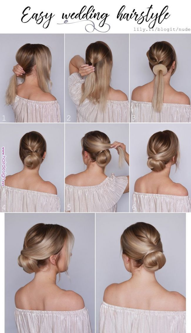 Beautiful Hairstyle For A Wedding Lt 3 Wedding Hairstyles In 2019 Pinterest Hair Styles Hair And Hair Beauty Hairstyle Pinterest Hair Short Hair Styles