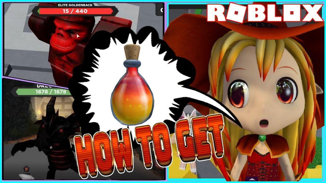 Getting Dreggon's Breath Egg! [Roblox Egg Hunt 2020