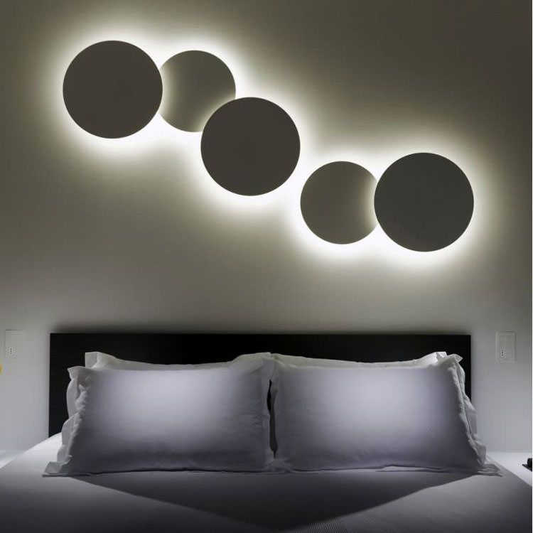 Incredibili Lampade da Parete dal Design Moderno | Idee per ...