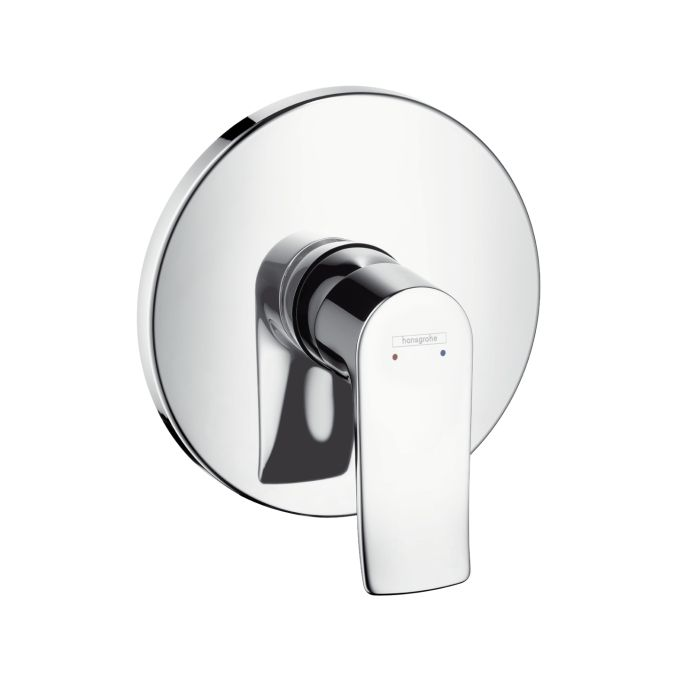 Metris Single Lever Bath Or Shower Mixer For Concealed