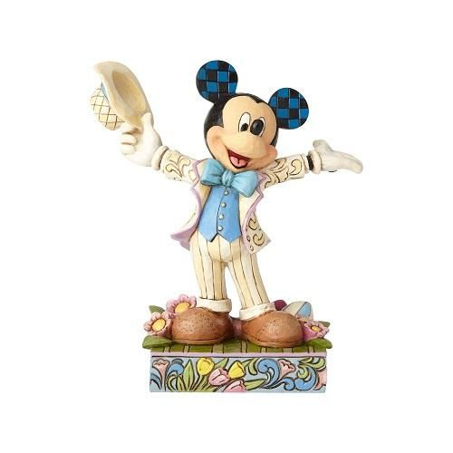 199d8a847 Disney Traditions Spring Mickey Mouse by Jim Shore