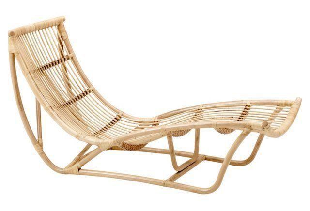 Michelangelo Rattan Daybed 499 Rattan Lounge Chair Rattan