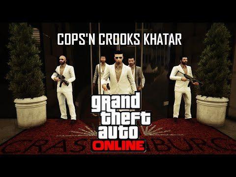 Cops'n Crooks Khatar Trailer #GrandTheftAutoV #GTAV #GTA5 #GrandTheftAuto #GTA #GTAOnline #GrandTheftAuto5 #PS4 #games