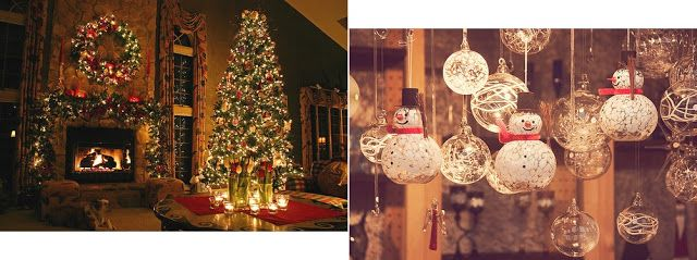Just Gra: Decoração de Natal #Inspiração