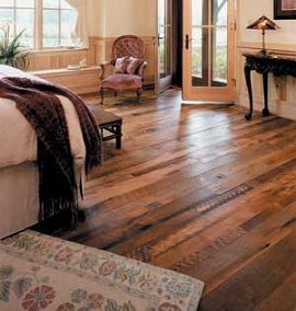 Pictures of linoleum that looks like hardwood los for Reclaimed wood flooring los angeles