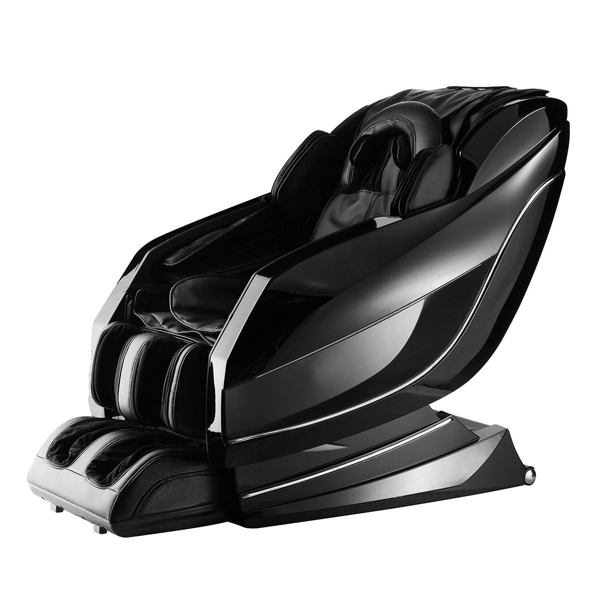Zero Gravity Heated Reclining LTrack Massage Chair in