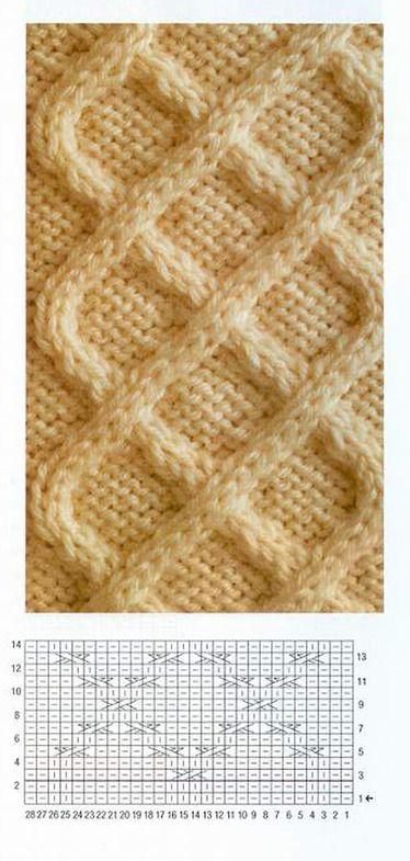 tejer patrón de tejer patrón # 100 | Ayuda para tejidos y demas ...