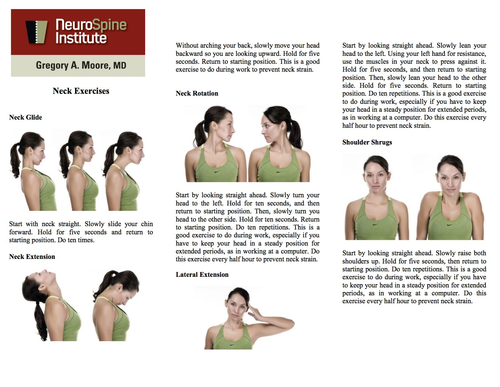 14+ How to straighten my neck inspirations