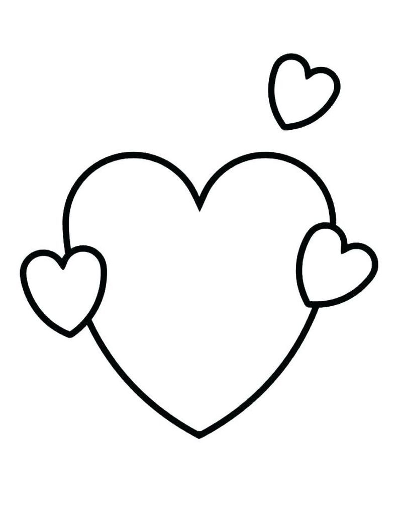 Coloring Pages I Love You Daddy Printable Love Coloring Pages Heart Coloring Pages Shape Coloring Pages