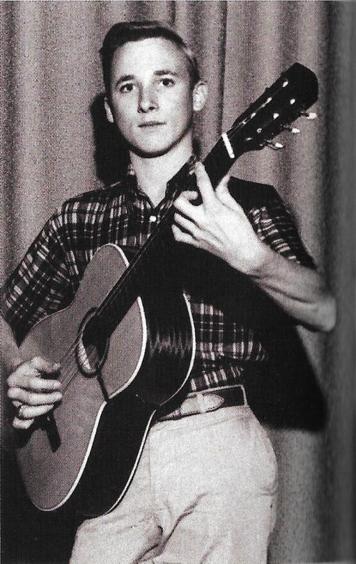 stephen stills in costa rica 1962 more more music pinterest