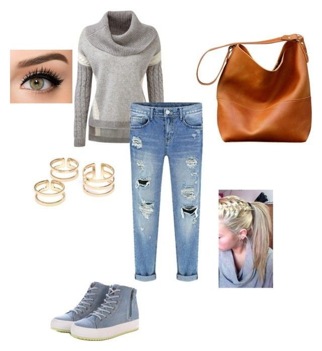 """""""Untitled #4"""" by beautyqueeenn on Polyvore featuring Renben"""