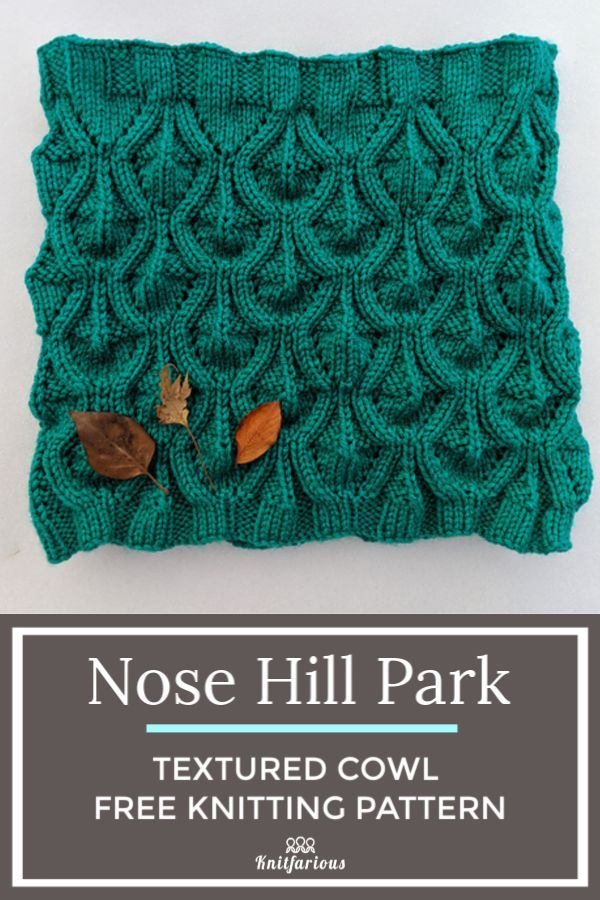 Free Cowl Knitting Patterns for Beginners in 2020 ...