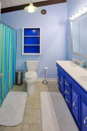 Inspirational Sherwin Williams Honorable Blue Bathroom Design Ideas And  Photos   Zillow Digs