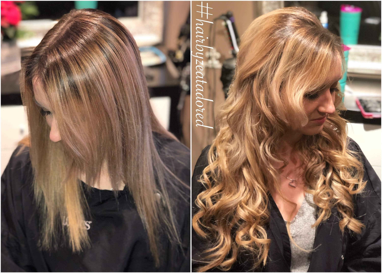 Hair Extensions By Adored Salon Hair Extensions Options Curly Hair Styles Curly Hair Salon