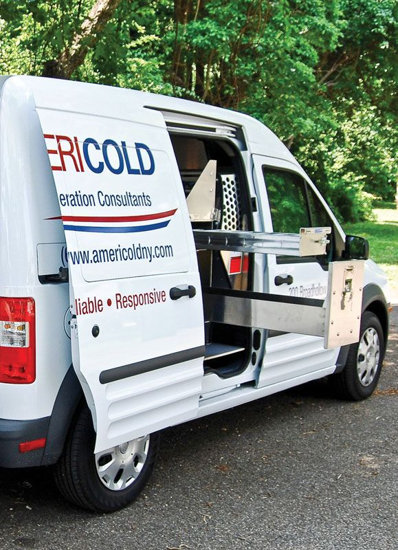 Ford Transit Connect Van Shelving Equipment And Accessories Http