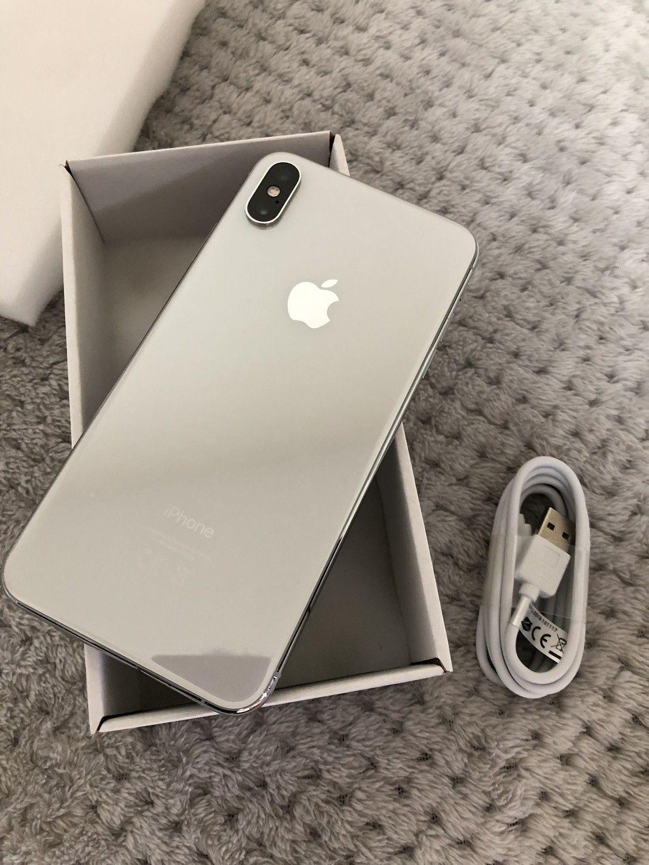 Apple Iphone Xs Max 64gb Silver Unlocked A2097 Apple Iphone Apple Smartphone Apple Computer Laptop