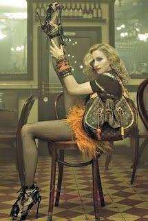 mimoleskineyyo: Madonna y Louis Vuitton
