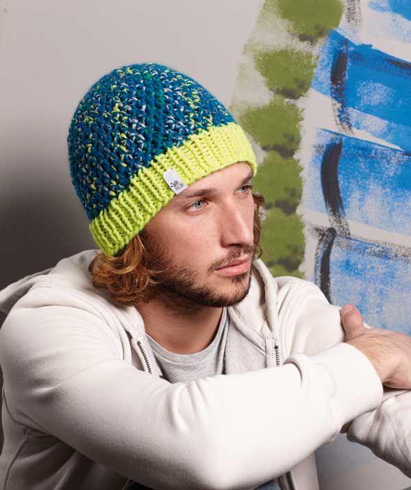 Menshat Pattern Crochet Hats Headbands Pinterest