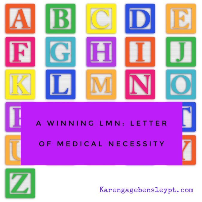 A winning lmn letter of medical necessity for equipment occupational therapy a winning lmn letter of medical necessity for equipment spiritdancerdesigns Choice Image