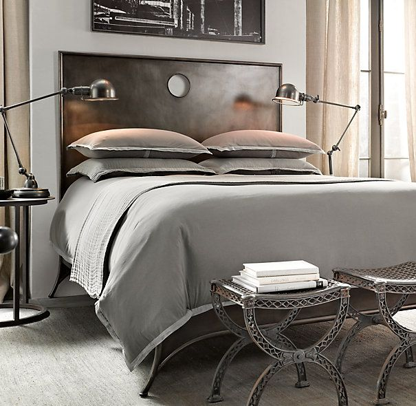 $199.00 Vintage-Washed Jersey Bedding Collection