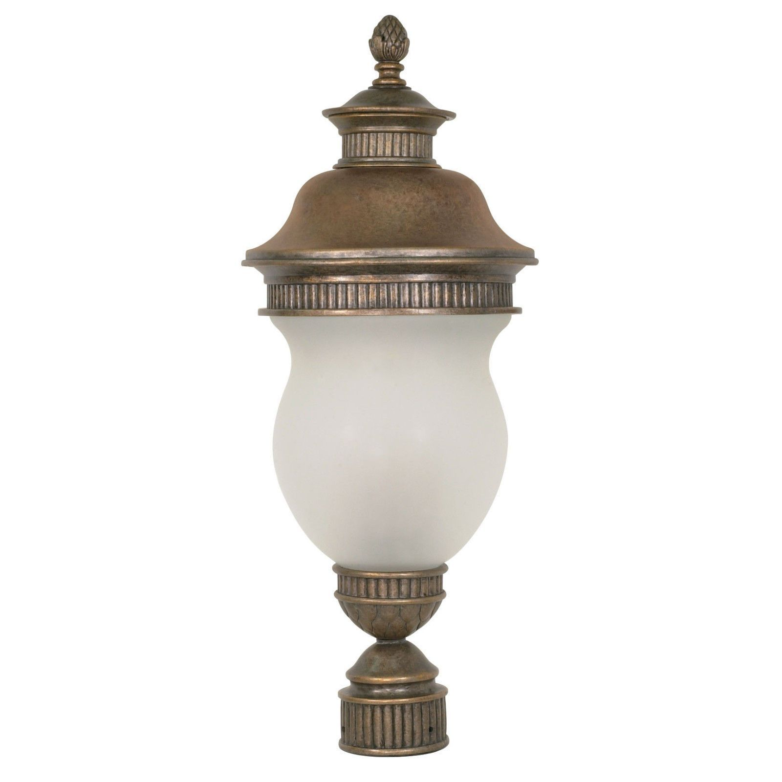 nuvo lighting 60 884 luxor collection three light exterior outdoor