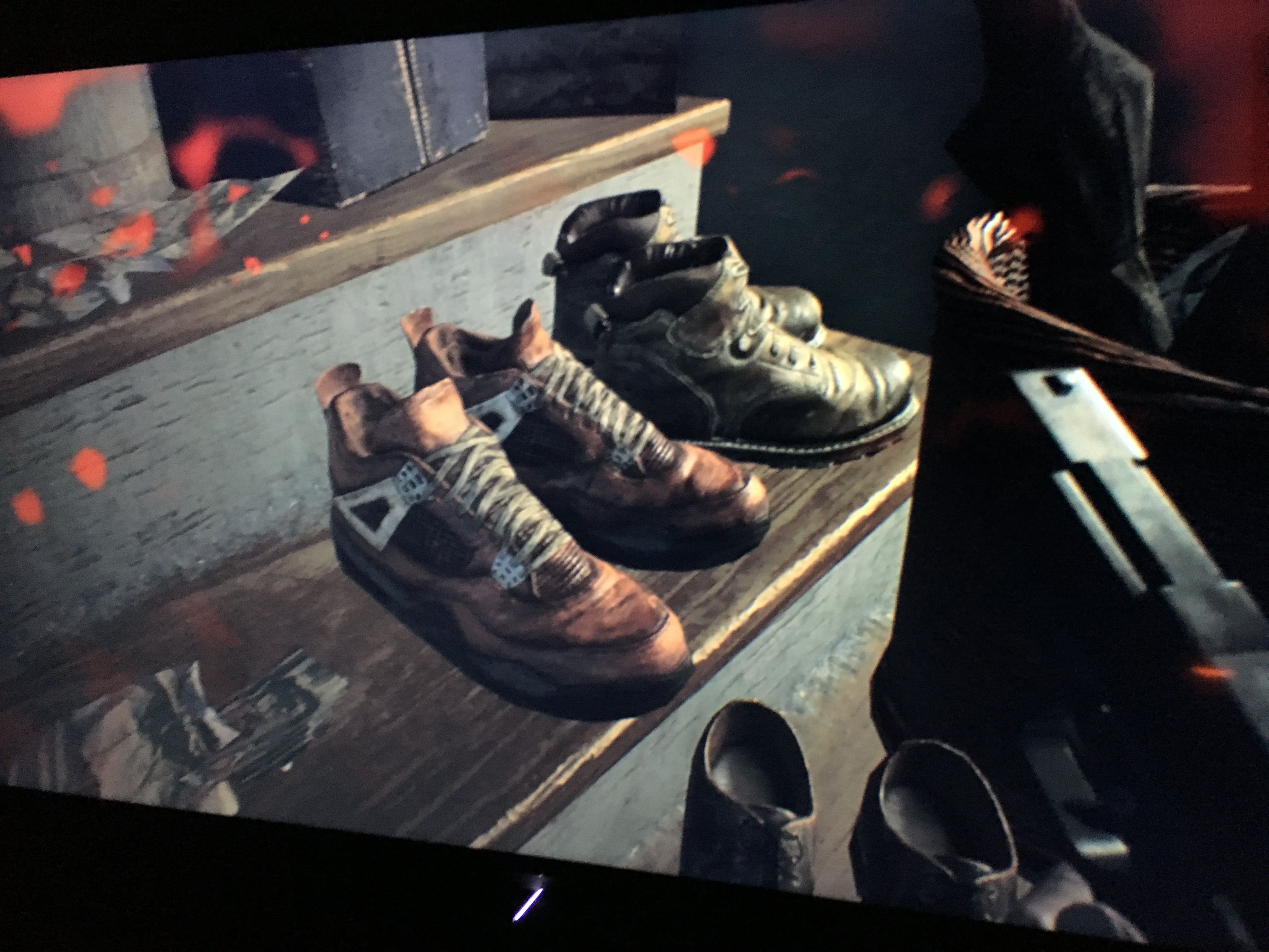 Evil 7Nike Sneakers Heat Some Resident Found While Playing gbf7yYv6