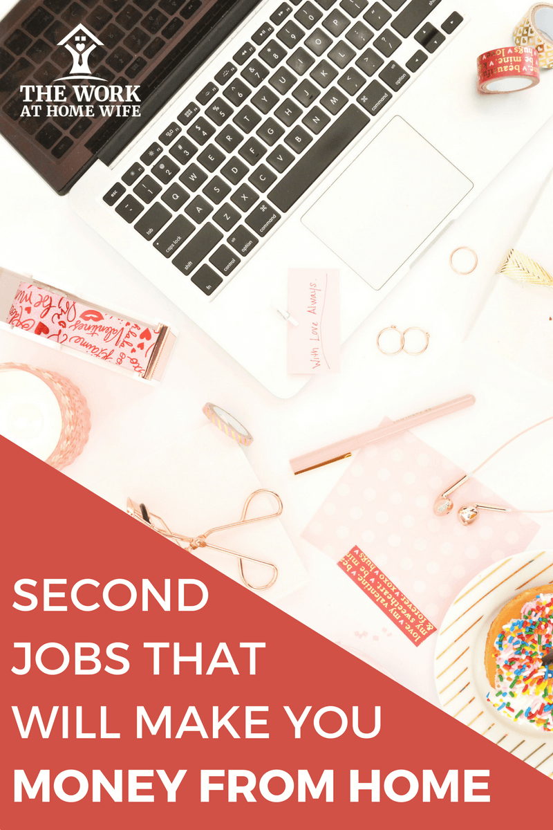 Second Job Ideas: Meet Your Income Goals Without Leaving the House ...