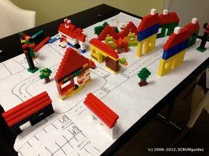 Lego Simulation