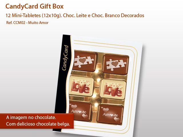 Originais e Irressistiveis Bonbons de Chocolate, agora com 20% Desconto! http://www.mysweets4u.com/pt/?o=1,5,44,39,0,0