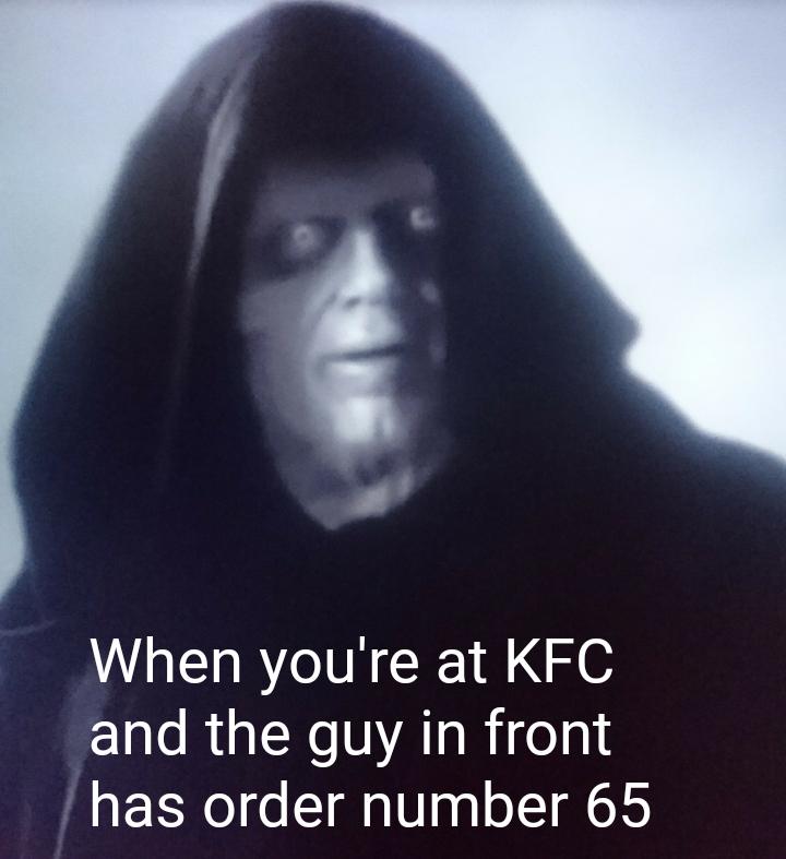 He Wants Chicken Starwarsmemes Star Wars Humor Star Wars Cartoon Star Wars Memes