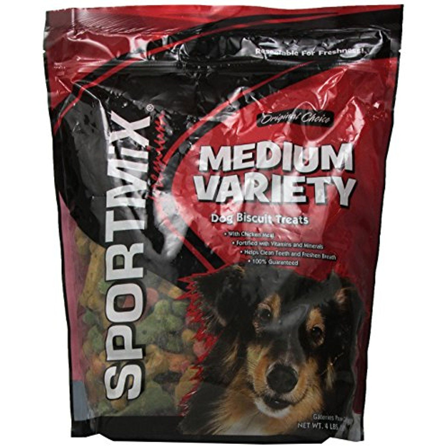 Sportmix Variety Medium Premium Biscuit 4 Lb You Could Get More
