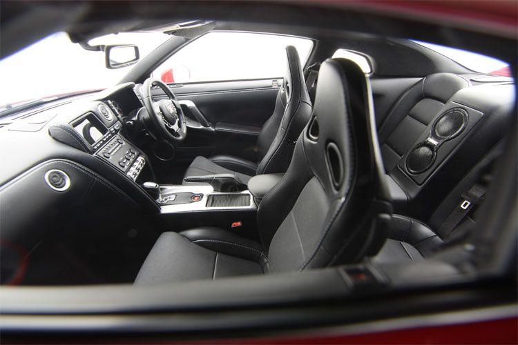 Nissan Gtr Interior >> Nissan Gt R Scale Models Nissan Gtr R35 Scale Models