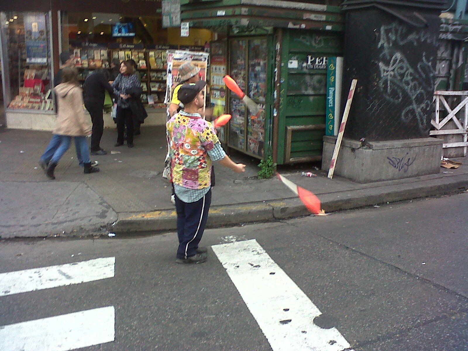 Juramento y Cabildo. Buenos Aires. Argentina.