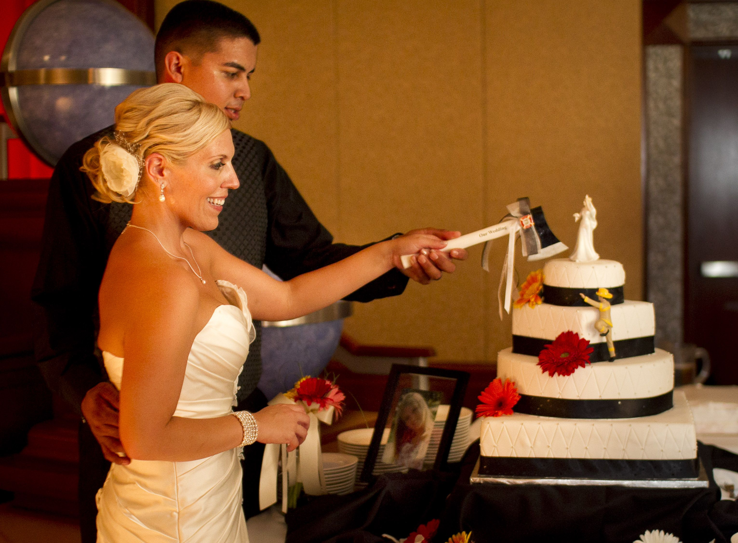 353 Best 1000 images about Firefighter wedding on Pinterest Maltese
