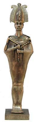 Veronese-Bronze-Figurine-Egyptian-God-Osiris-Standing-Statue-Gift-Home-Decor