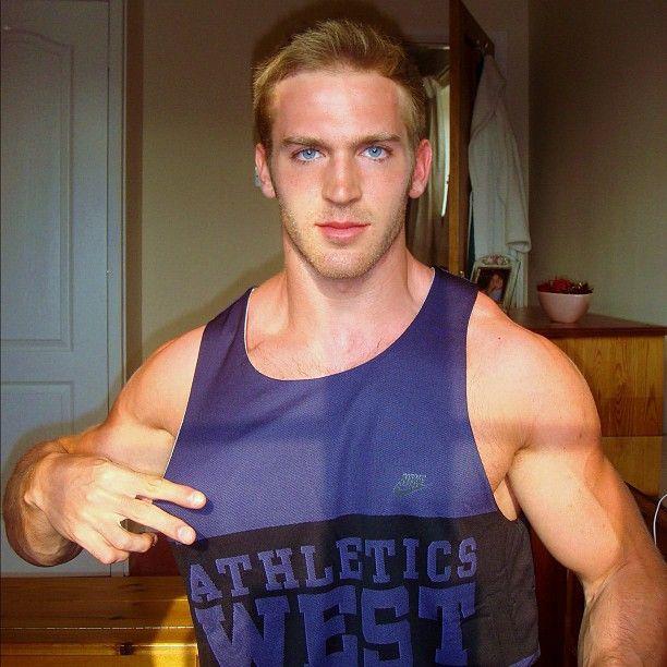 Adam Charlton | SHREDDED male AESTHETIC physiques