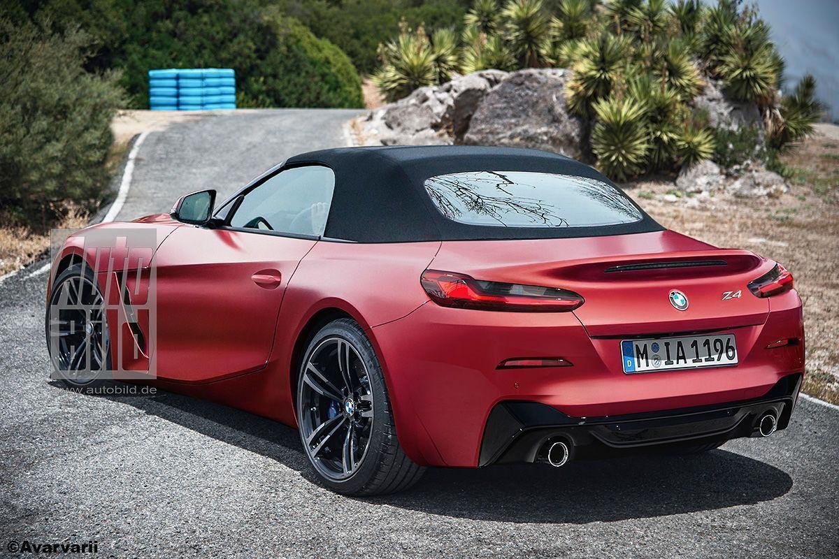 Geschwindigkeitstest BMW Z4 2021 Interior