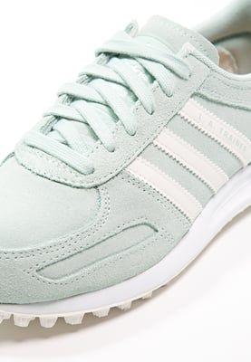 adidas originals la trainer sneakers vapour green