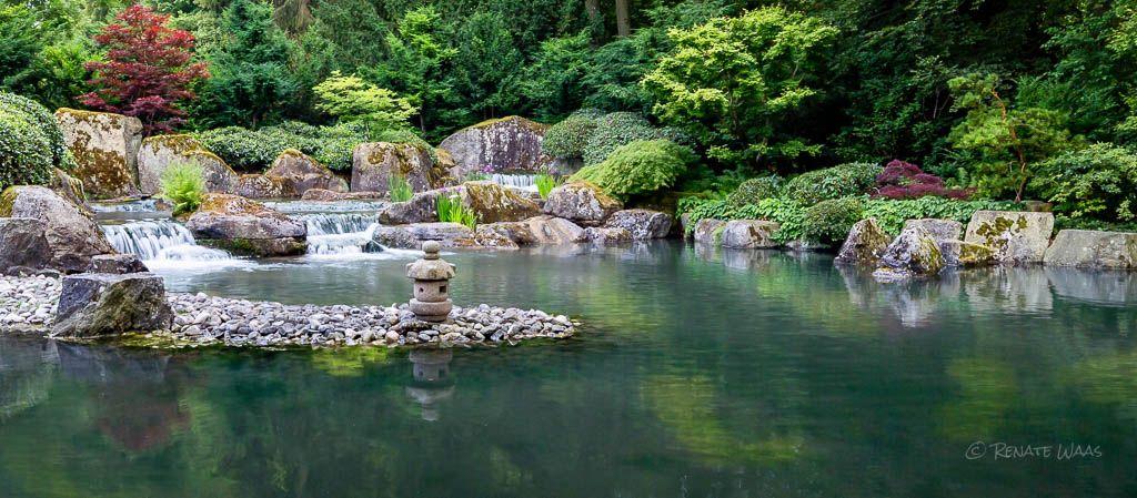 New Botanischer Garten Augsburg Japanischer Garten