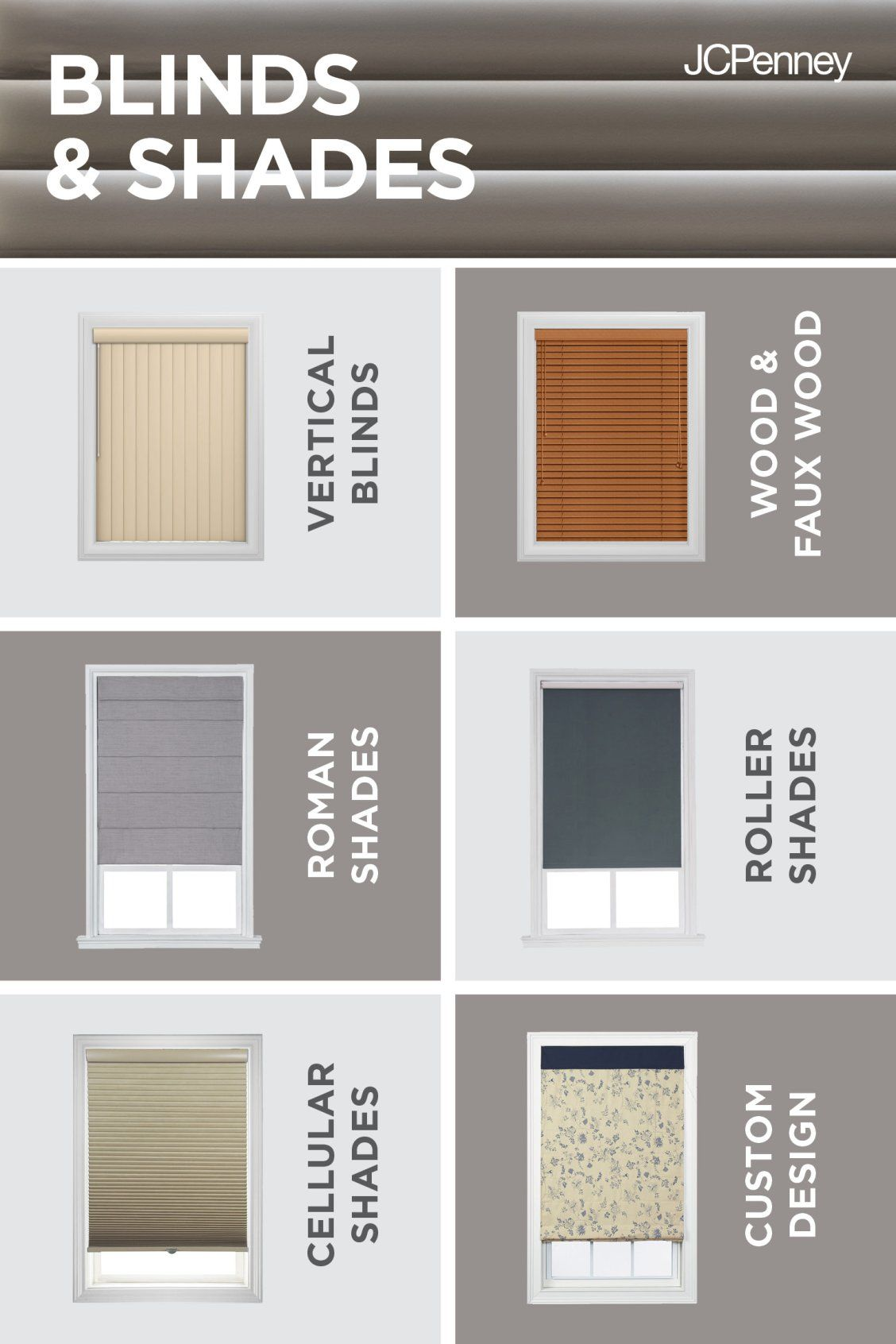 Jcpenney Is The Window Authority Ready To Upgrade Your Blinds