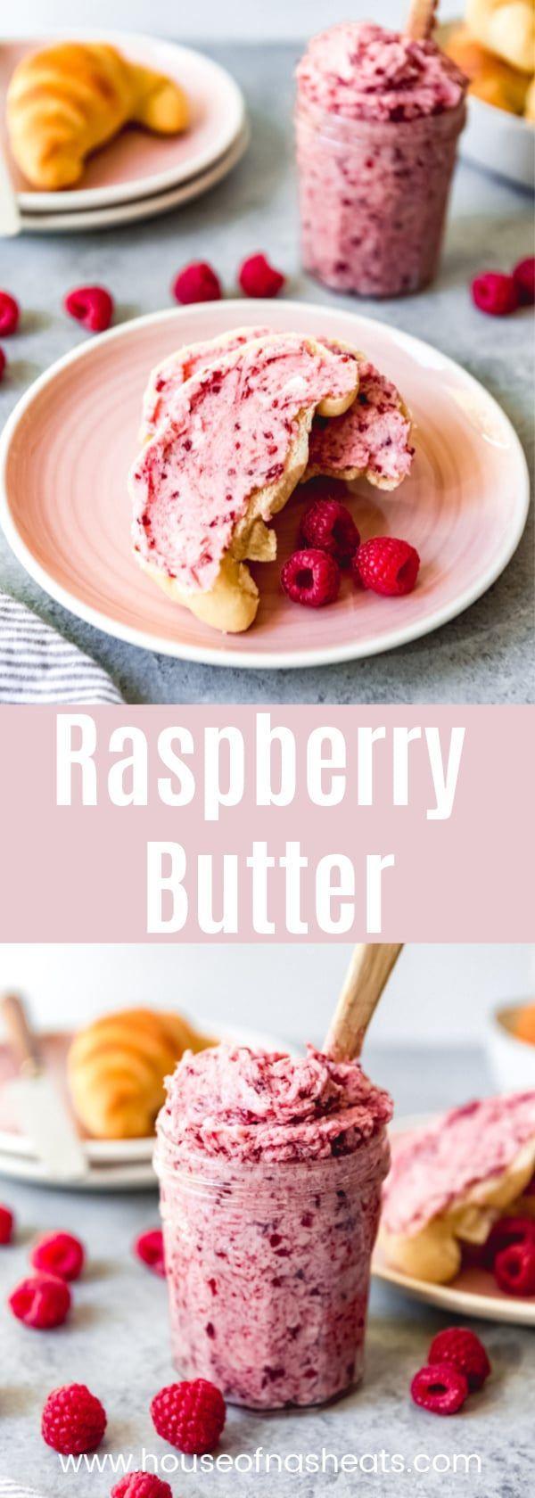 Raspberry Butter #homemadesweets