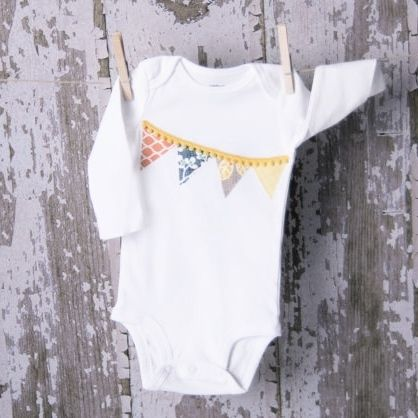 Fall Banner Onesie, $24.99. Buy Now! Custom one of a kind baby baskets and cakes for newborns. Pregnancy Shower Gifts. Now offering next day hospital delivery! http://www.everythingandthebaby.com/