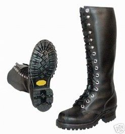 Bear Hollow Ladies Tall Logger Motorcycle Boot | Harleys ...
