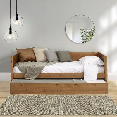 Aliyah Twin Daybed with Trundle