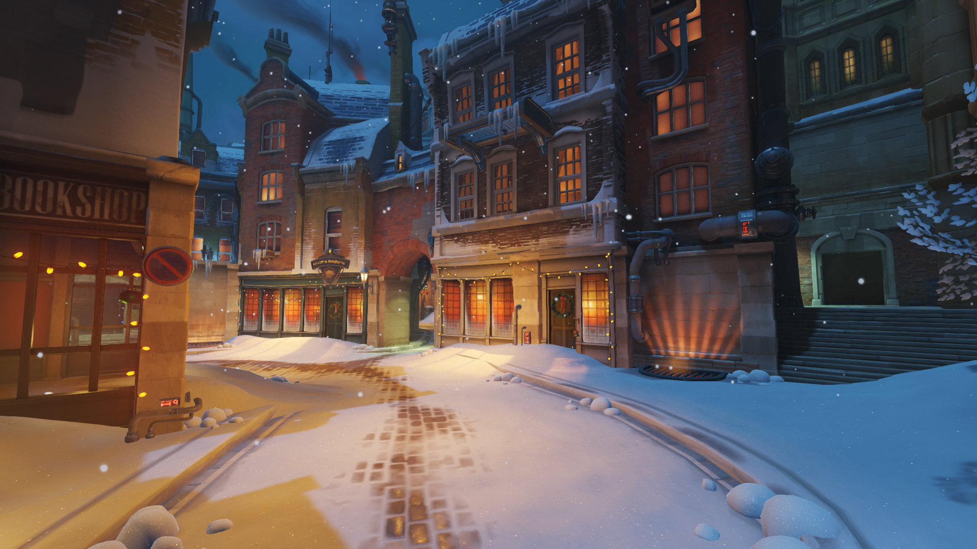 Holiday King S Row Overwatch