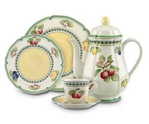 Villeroy And Boch S French Garden Fleurence Dinnerware Made In