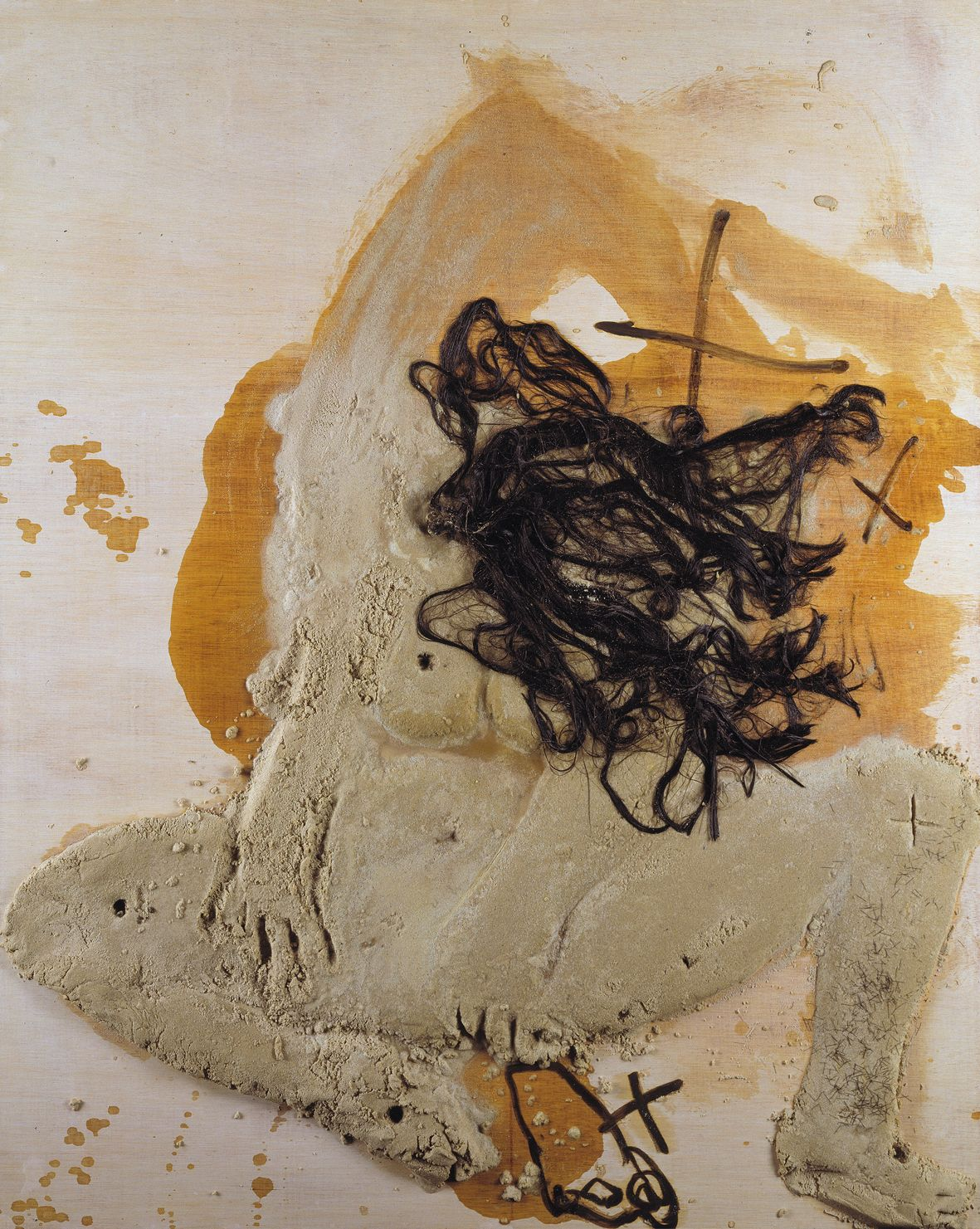 Pinturas De Antoni Tapies Pin By Kirk Menser On Antoni Tapies Expresionismo Abstracto