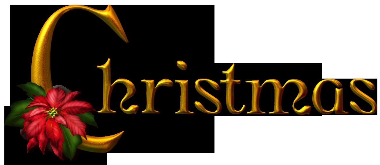 Golden Christmas PNG Clipart Holiday season christmas